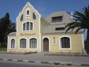 Altes Amtsgericht in Swakopmund