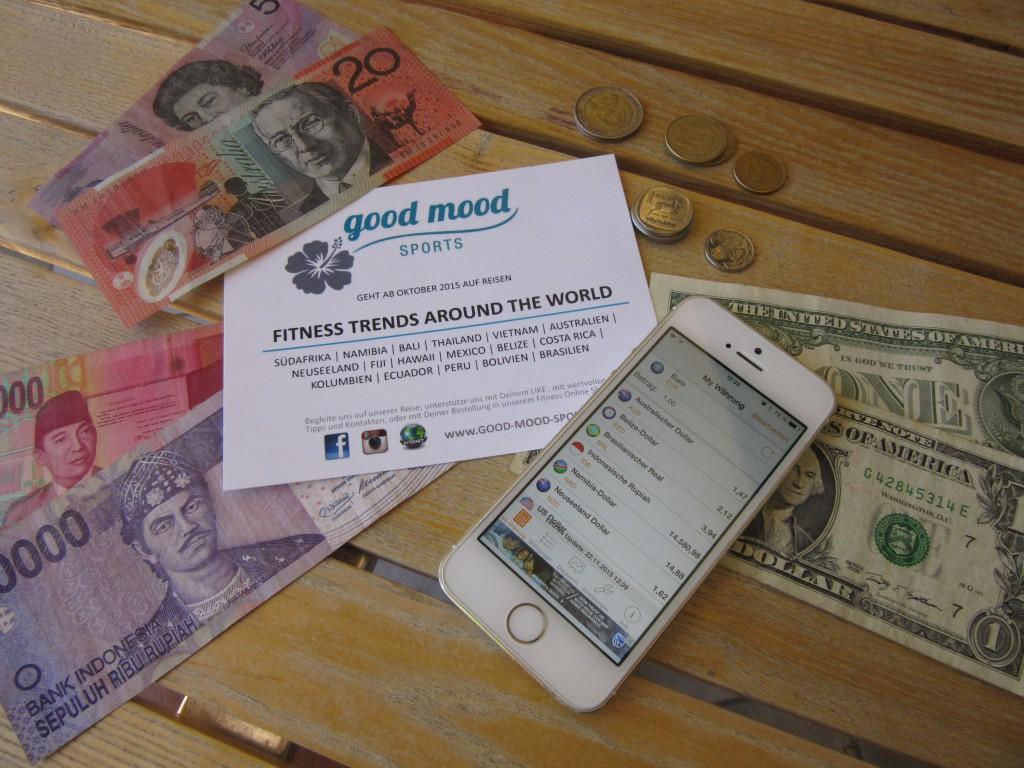 Alle Währungen in einer APP. Unsere Empfehlung -> MyWährung