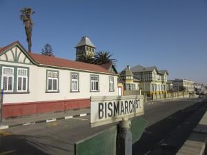 Bismarckstraße Swakopmund