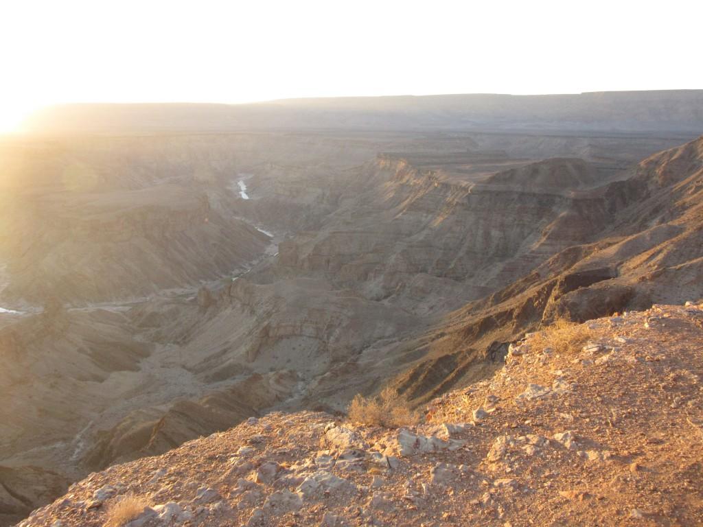 Day 3 Fish River Canyon Namibia