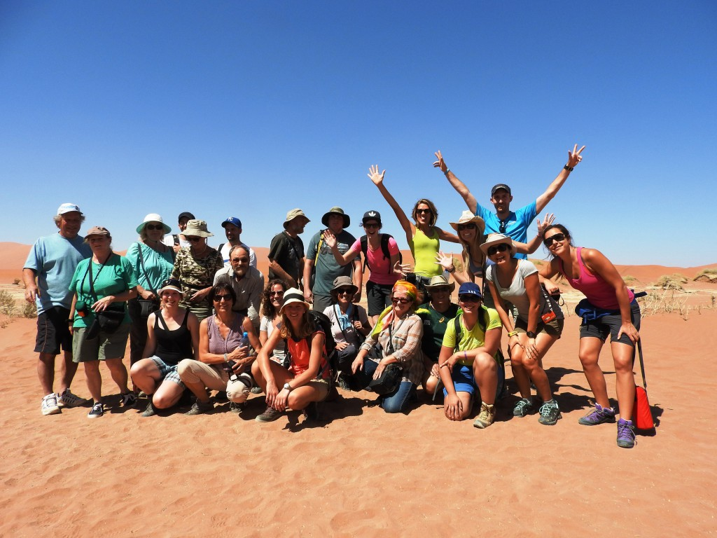 Nomad Safari Camping Tour Namibia