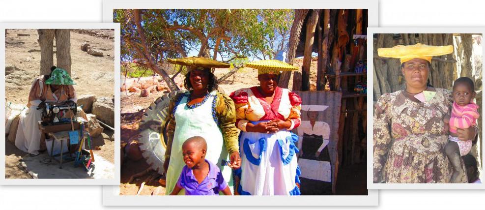 Herero Stamm Namibia