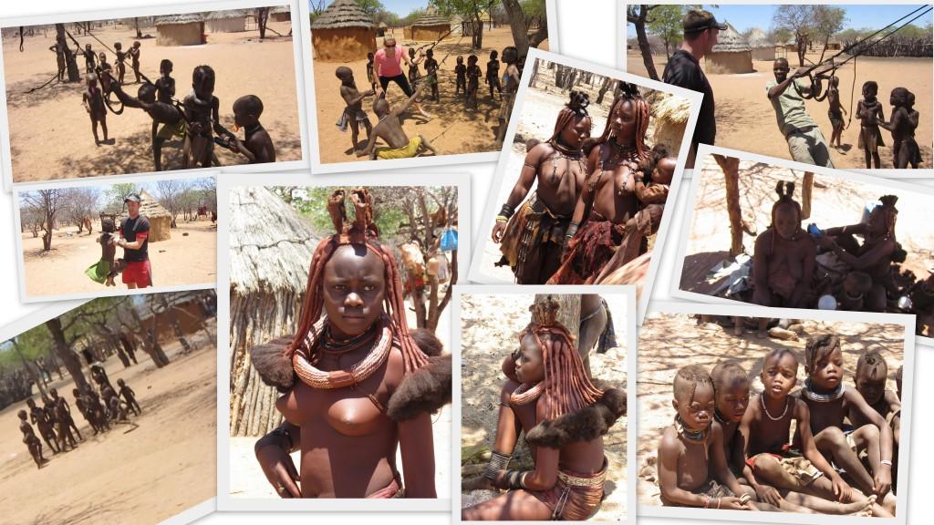 Himba Stamm Namibia Nomads Tour