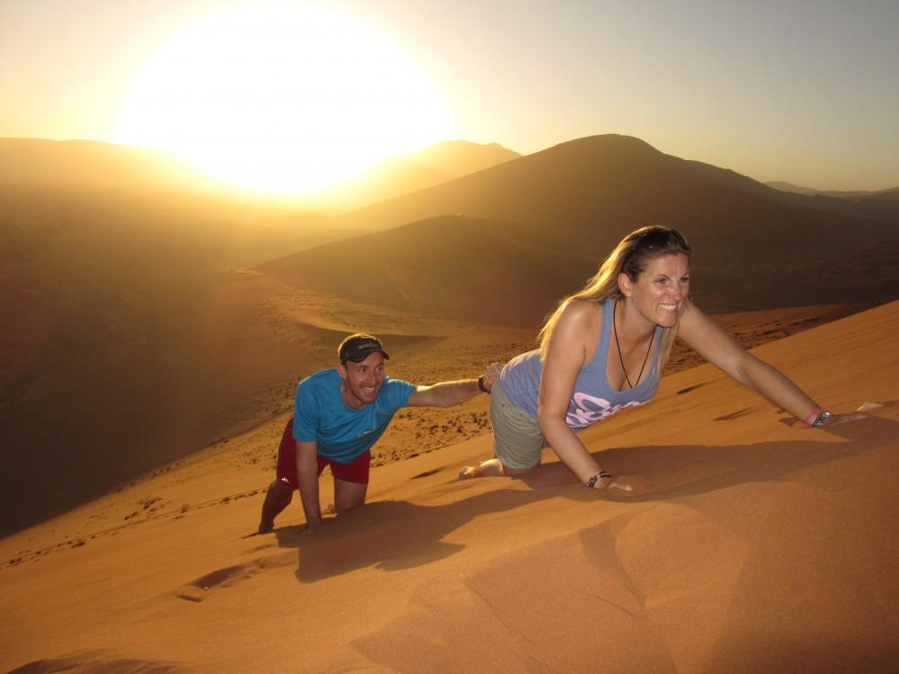 Namibia-Abenteuer