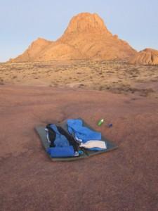 Camping Namibia Spitzkoppe