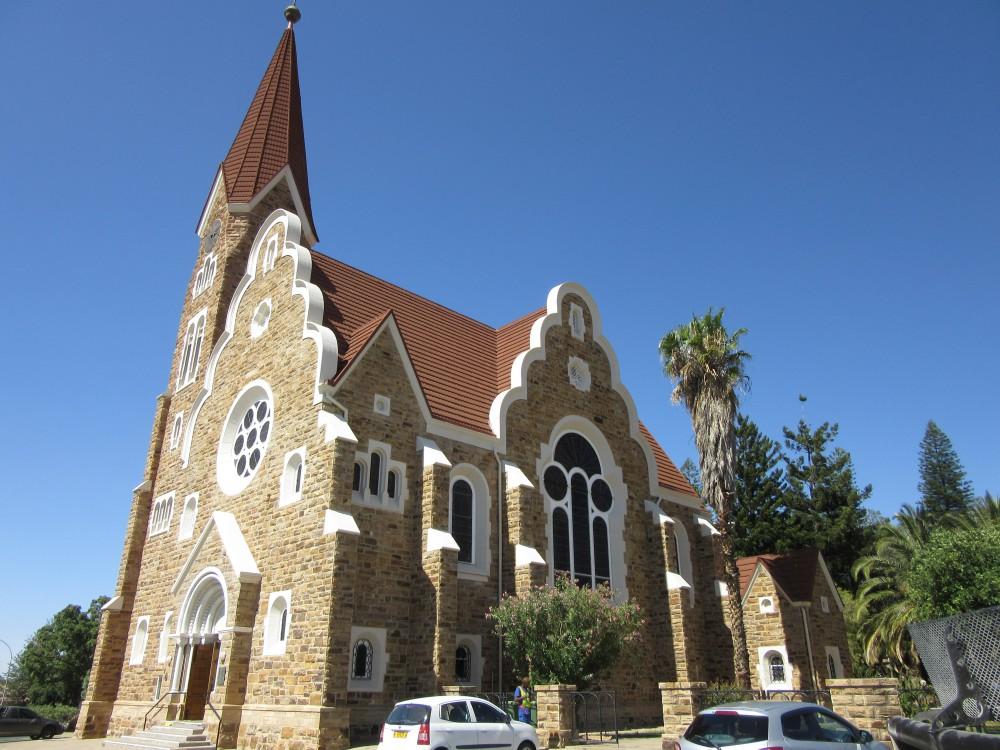 Deutsche-Kirche-Namibia