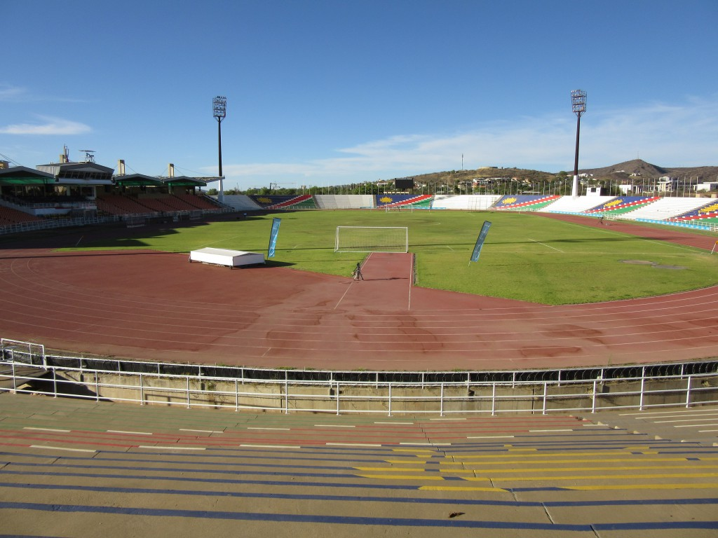 Independence Stadium Windhoek Namibia