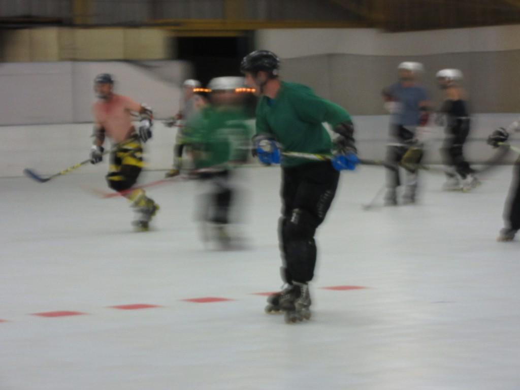 Inlinehockey Sport Namibia