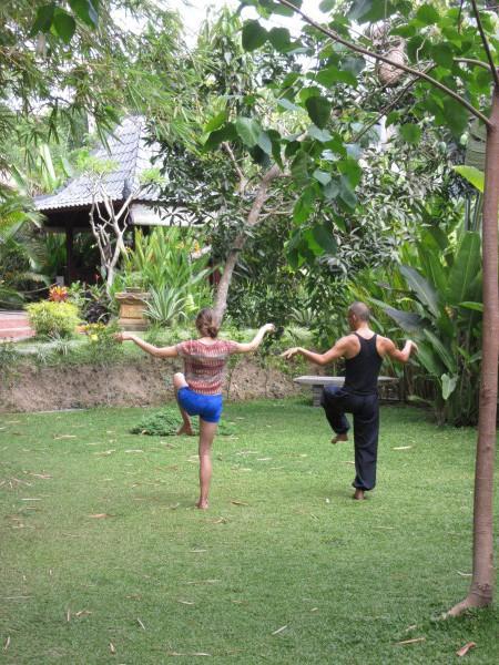 Yoga Barn Ubud Bali