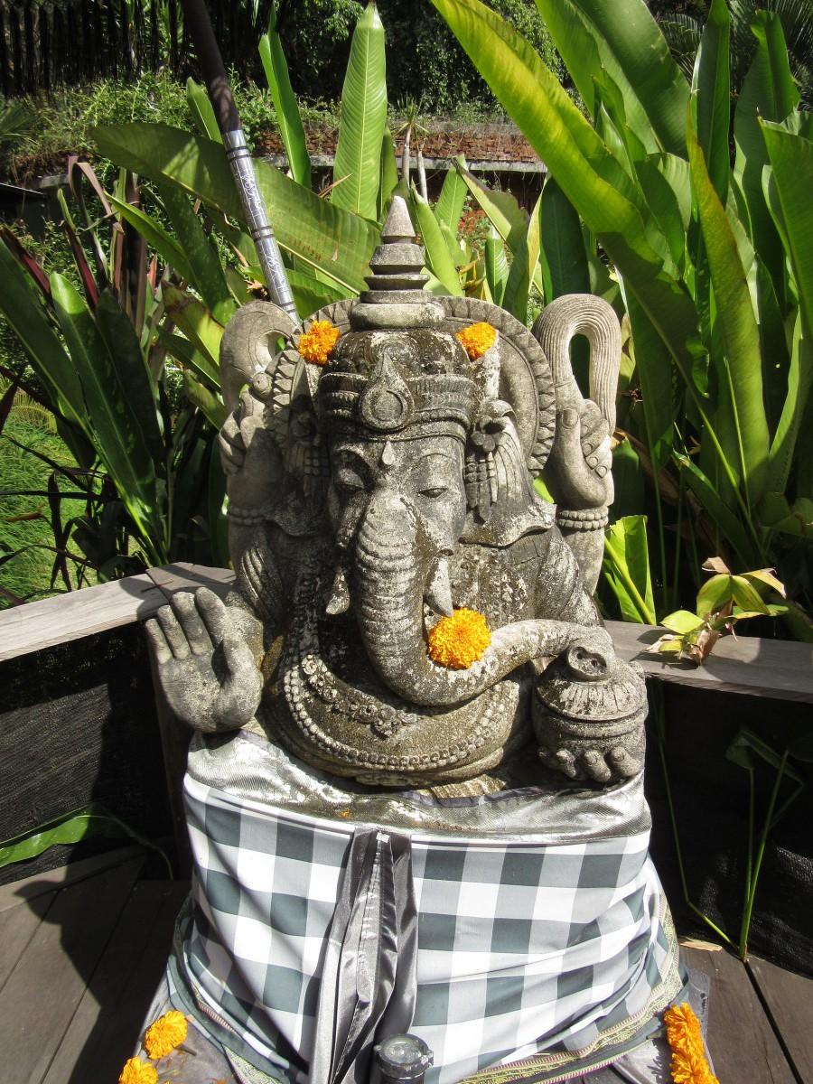 Yoga auf Bali / Yoga Barns