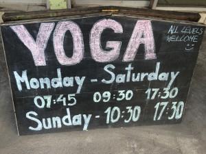 Yoga Seminyak Bali Yoga108