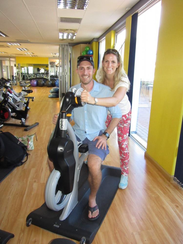 Fitness Studio Kranking Kapstadt