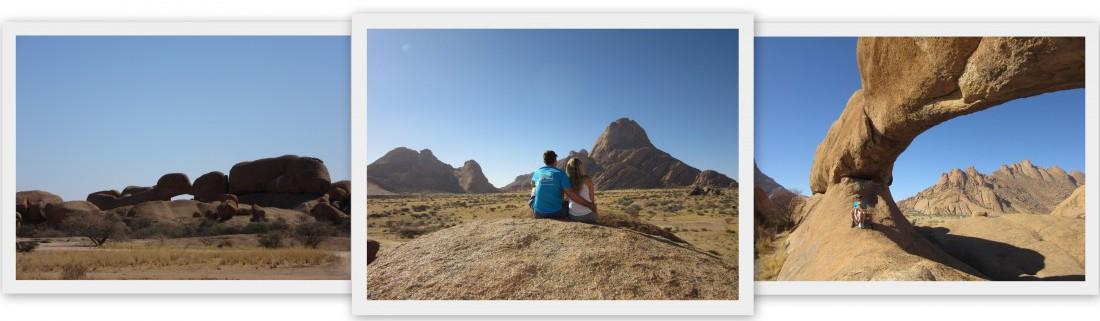 Spitzkoppe Mountains Namibia