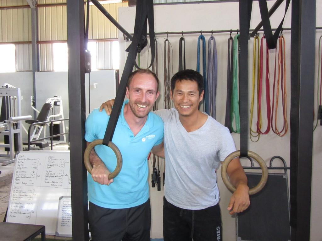 Fitness around the world namibia windhoek chian chi