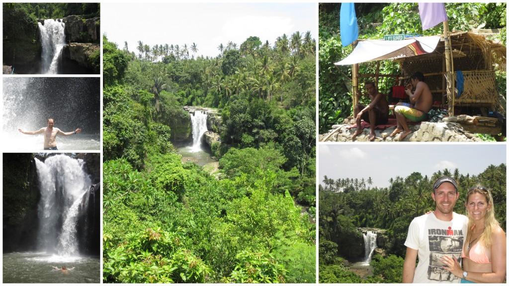 Baden-im-Wasserfall-auf-Bali