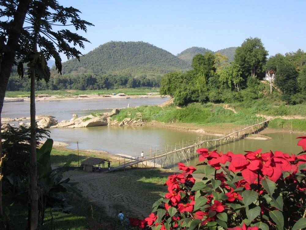 Laos-Luang-Prabang-Mekong