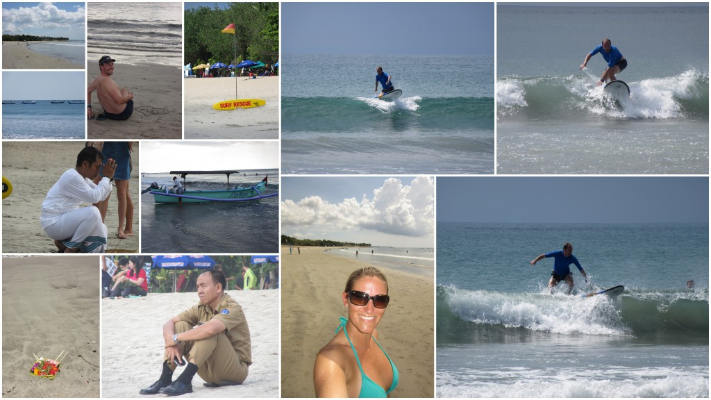Strand-in-Kuta-auf-Bali