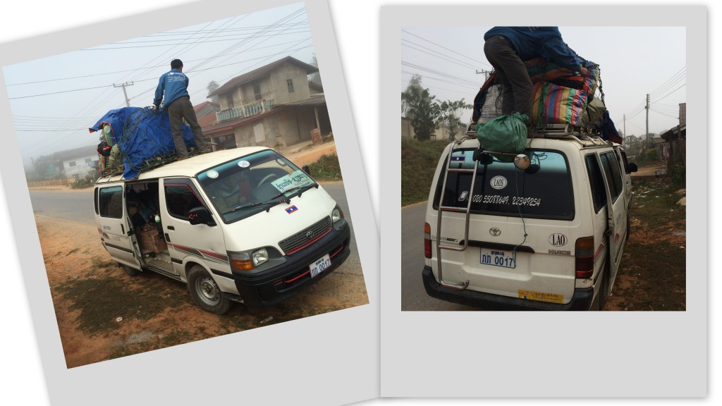Unser Transportmittel