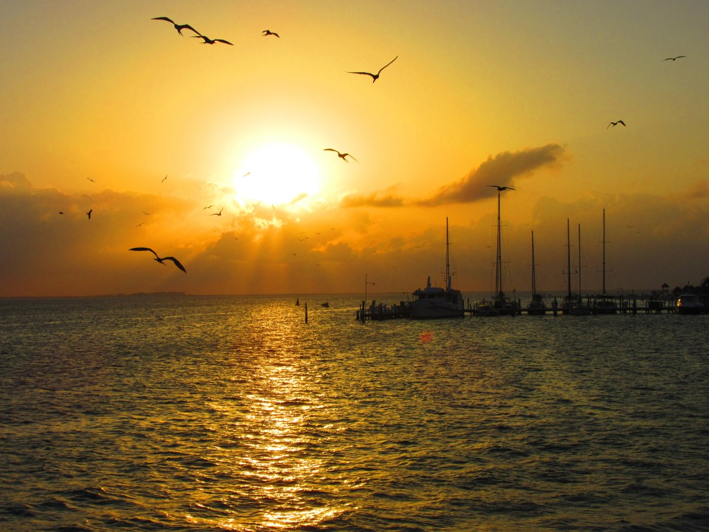 Sunset Isla Mujeres