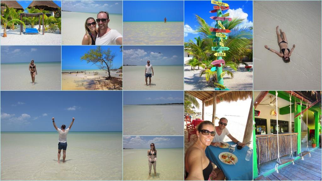 Beach Isla Holbox