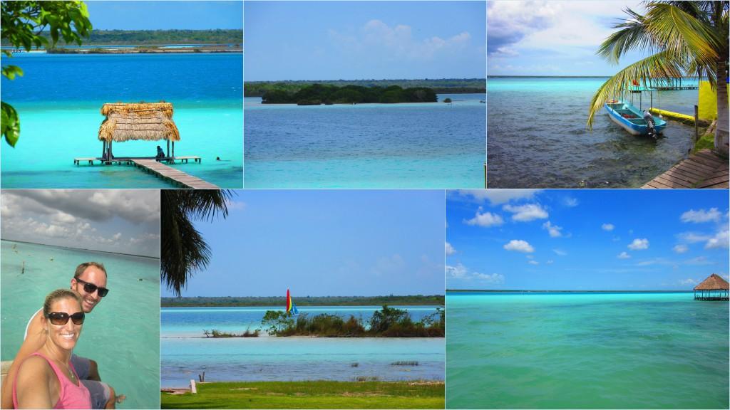 Bacalar Lagune