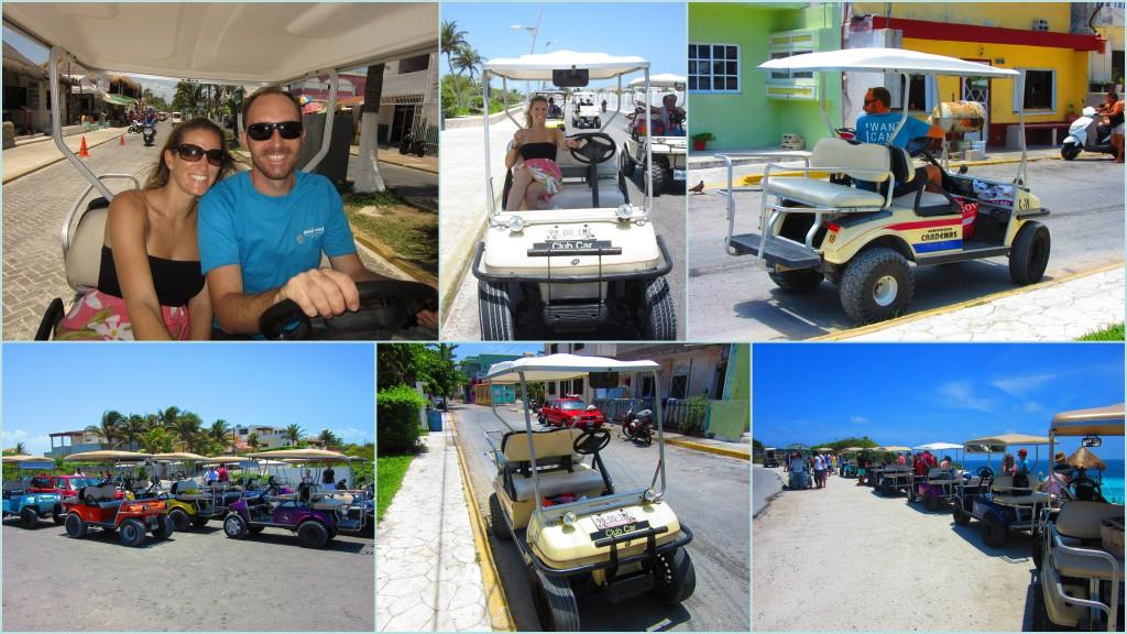 Golf Car Isla Mujeres