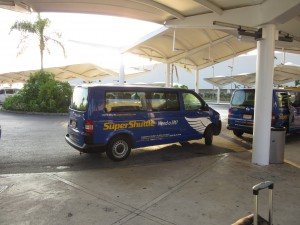 Airport Shuttle Cancun