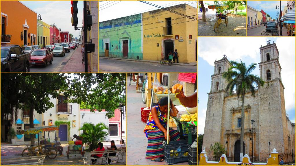 Streets of Valladolid